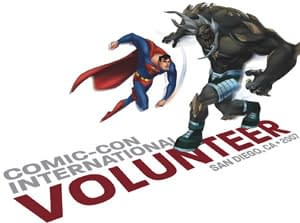 Volunteer For San Diego Comic Con, Get In For Free