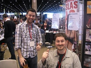 Geoffrey D Wessel – Life's A Pitch At C2E2 #2 (UPDATED)