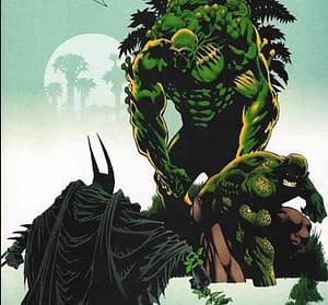 Swamp Thing Returns To The DC Universe. And He's Bringing His Friends