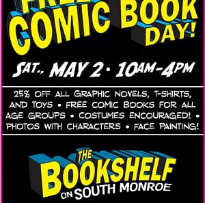 Comics Crouch End And Attracting Creators