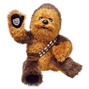 Build a Bear Chewbacca 1