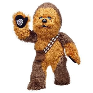 Build a Bear Chewbacca 2