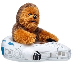 Build-A-Bear Specials on Chewbacca and New Millennium Falcon for May 4th