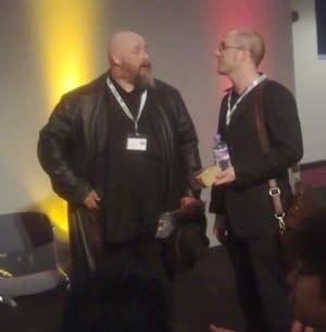 Warren Ellis, Gun Machine, Archduke Franz Ferdinand And Working Wastelanders With Joss Whedon
