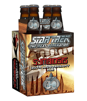 Nerd Food: Set Phasers To Smashed With Star Trek Symbiosis Ale!