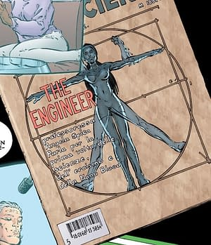 Every Change DC Made To Mark Millar And Frank Quitely's The Authority #13 And #14 – Politics, Rape And Intellectual Property