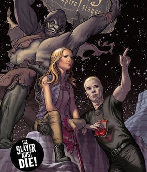 Exclusive Previews &#8211 Buffy Season 11 #6 And Prometheus: Life And Death One-Shot