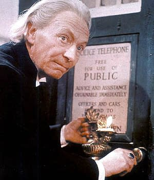 Doctor Who Christmas Special Will Deal With Casual Chauvinism Of First Doctor