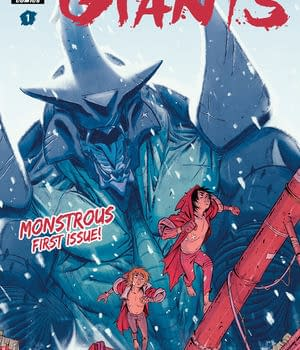Giants #1 Review: Giant Monsters and Childish Dreams