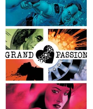 Read Grand Passion #1 Part of Dynamites Fan Gear Pack Deal