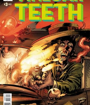 Exclusive Preview of Dark Horses Vinegar Teeth #3