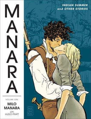 The Complete Works Of Milo Manara – Too Heavy To Hold One Handed