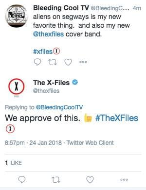 Join Us Tonight: We're Gonna Live Tweet The X-Files Season 11, Episode 5