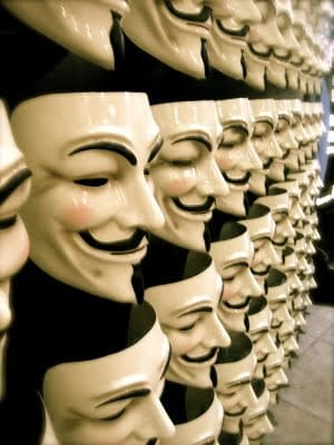 Vox Populi – Alan Moore Talks Anonymous, Occupy And The V For Vendetta Mask