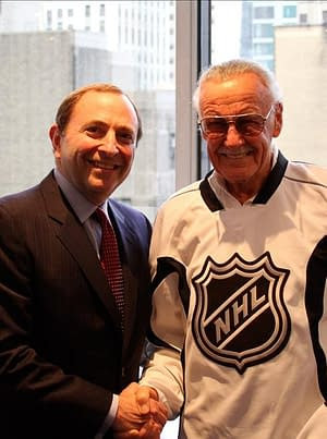 OMG Blames Stan Lee For Poor Profits Over NHL Deal