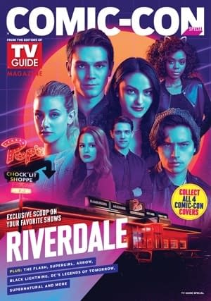 TV Guide's Covers for San Diego Comic-Con
