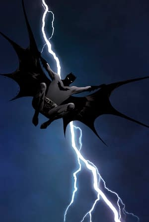 Dark Knight III #1 Jae Lee DF Exclusive Cover