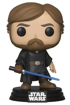 Star Wars: The Last Jedi Gets a New Wave of Funko Pops