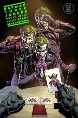 DC Comics August 2020 Solicitations Frankensteined.