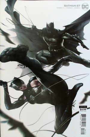 Very Few on the Back Order List, but Venom Good Son Joins Batman & Batgirl - The Back Order List 1/22/2020