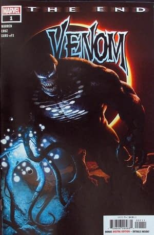 Facsimiles Sell Well, Venom The End and More Are Gone. - The Back Order List 1/15/2020