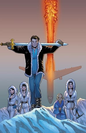 Creator Owned Heroes Cancelled With Issue 8