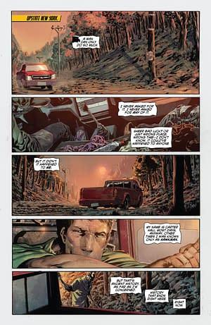 Tuesday Runaround – Savage Hawkman And Other Illnesses
