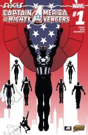 Cap and Mighty Avengers 1