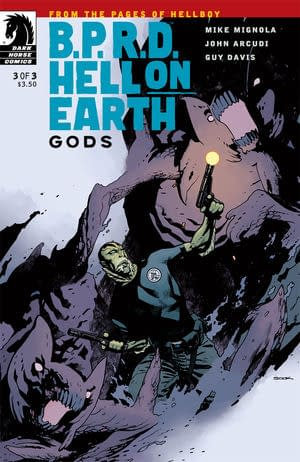 Mike Mignola Regular Artist On Hellboy Again – The BPRD Panel At Emerald City Comic Con