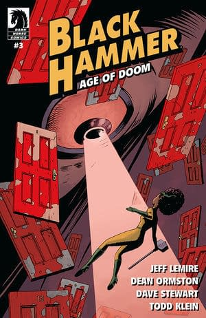 Exclusive Preview of Black Hammer: Age of Doom #3