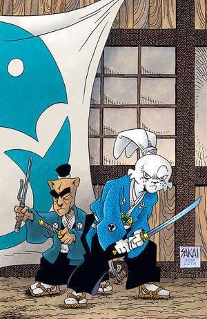 Exclusive Look Inside Usagi Yojimbo: The Hidden #4
