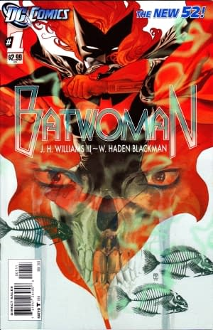 Wednesday Comics Reviews: Batman and Robin, Batwoman, Deathstroke, Demon Knights, Frankenstein, Agent of S.H.A.D.E., Green Lantern, Grifter, Legion Lost, Mister Terrific, Red Lanterns, Resurrection Man, Suicide Squad and Superboy