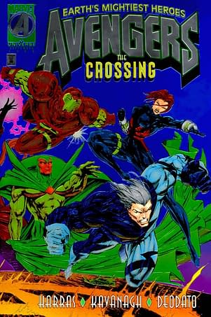 Did Anyone Demand Avengers: The Crossing Omnibus?