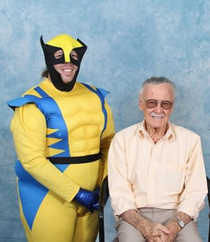 Saturday Runaround – Stan With Cake, With Wolverine, Without Clothes