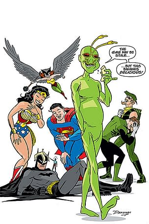 Through The Habitrails And The Curse Of Ambush Bug