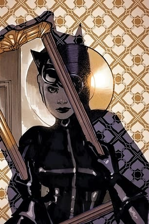 Will DC Comics Change The Catwoman Zero Cover?