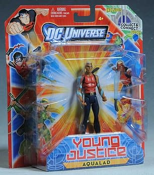 Young Justice, The Cartoon, The Toys And The Fans