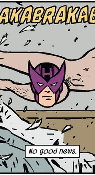 The Prospect Of The End Of Matt Fractions Hawkeye Beckons