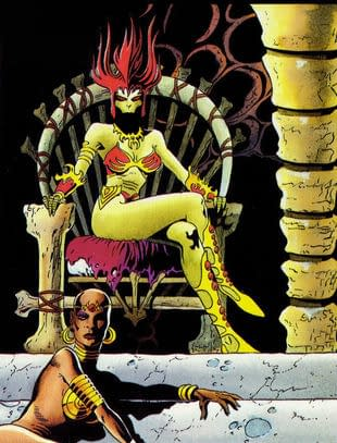 Valiant Entertainment to Publish 'The Forgotten Queen'