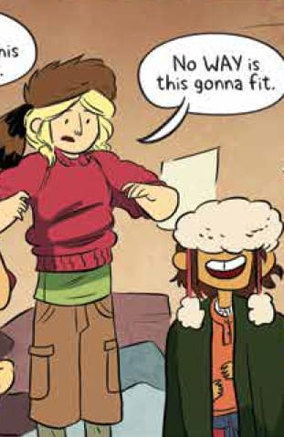 36 Thoughts About 35 Of Todays Comics &#8211 From Trees To Lumberjanes