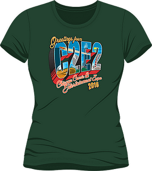 C2E2-Greetings-Shirt-WMNS-Forest