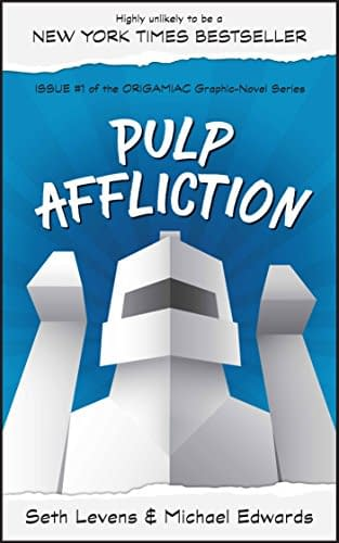Pulp Affliction cover by Francesca Spallato