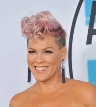 Pink to Perform National Anthem at Super Bowl LII