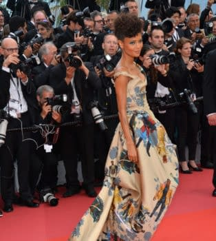 Thandie Newtons Star Wars Cannes Dress for Solo Premiere Is Amazing