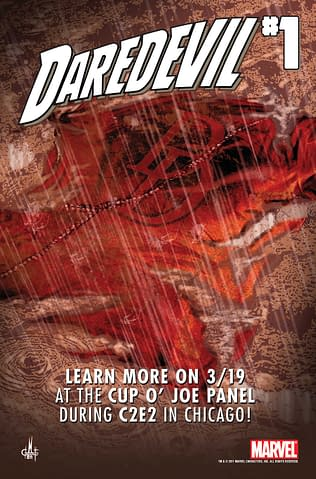 Mark Waid And Paolo Rivera To Relaunch Daredevil In July