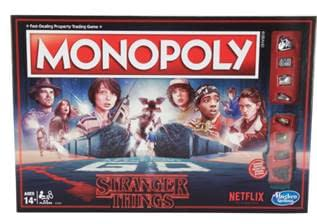 Stranger Things Comes Home With New Hasbro Board Games Gear Up For Season 2