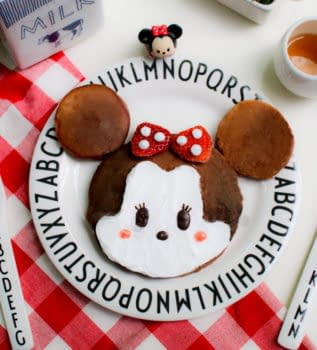Nerd Food: Give this Minnie Tsum Tsum Pancake a Try for Breakfast
