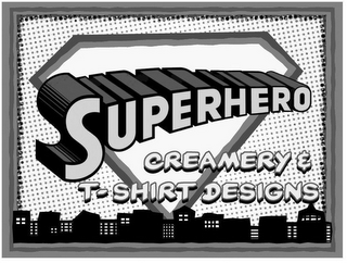 How Far Will Superhero Creamery &#038 T-Shirt Design Go Over Trademarks Against DC Comics