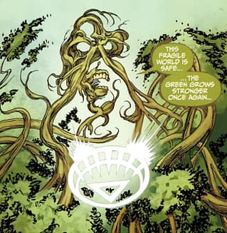 Wednesday Comics Review – Locke And Key 6 and Brightest Day 24