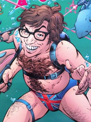 The J Scott Campbell Austin Powers Comic That Never Was